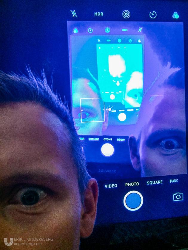 167/365 Recursive selfie