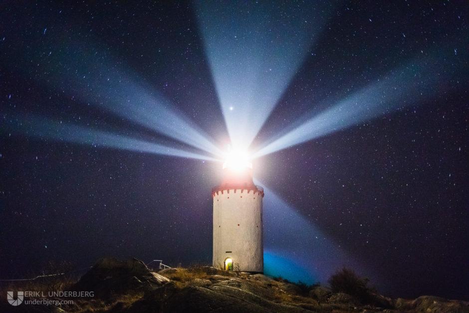 320/365 Landsort Lighthouse